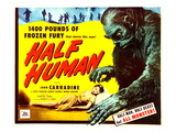 Half Human, (AKA Half Human: the Story of the Abominable Snowman), 1958 Photo