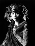 Theda Bara in the Broadway Show the Blue Flame, 1920 Posters