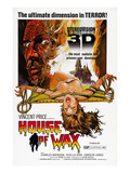 House of Wax, Top Left: Vincent Price, 1953 Posters