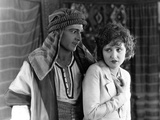 The Sheik, Rudolph Valentino, Agnes Ayres, 1921 Photo