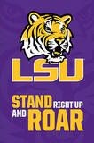 Louisiana State University Tigers NCAA Poster Posters
