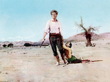 The Unforgiven, Burt Lancaster, Audrey Hepburn, 1960 Photo