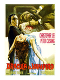 Horror of Dracula (AKA 'Dracula'), 1958 Prints