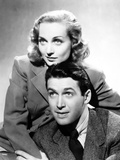 Made for Each Other, Carole Lombard, James Stewart, 1939 Photo