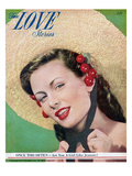 True Love Stories Vintage Magazine - May 1949 - Cover - Kodachrome Poster by Charles E. Kulhawy