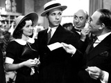 Christmas In July, Ellen Drew, Dick Powell, Torben Meyer, Alexander Carr, 1940 Lmina