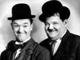 Laurel and Hardy - Photo