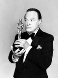Bob Hope, with Academy Award Poster
