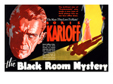The Black Room, (Uk Release Title, the Black Room Mystery), Boris Karloff, 1935 Photo