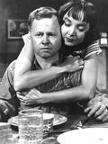 Baby Face Nelson, Mickey Rooney, Carolyn Jones, 1957 Photo