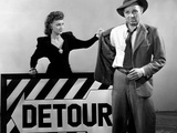 Detour, Ann Savage, Tom Neal, 1945 Prints