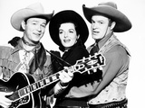 Son of Paleface, Roy Rogers, Jane Russell, Bob Hope, 1952 Photo