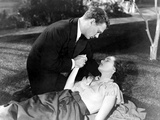 Shadow Of A Doubt, Joseph Cotten, Teresa Wright, 1943 Photo