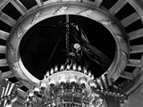 Phantom Of The Opera, Claude Rains, 1943, Chandelier Affiche
