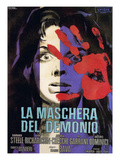 Black Sunday, (AKA La Maschera Del Demonio), Barbara Steele, 1960 Print