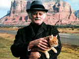 Harry And Tonto, Art Carney, 1974 Photo