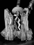 King of Jazz, Eleanor Gutchrlein, Paul Whiteman, Karla Gutchrlein, 1930 Photo