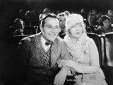 Show People, William Haines, Marion Davies, 1928 Pster