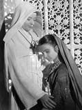 Black Narcissus, Deborah Kerr, Jean Simmons, 1947 Photo