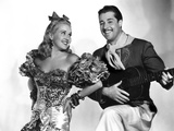 Down Argentine Way, Betty Grable, Don Ameche, 1940 Photo