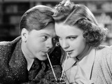 Babes in Arms, Mickey Rooney, Judy Garland, 1939 Affiches