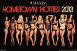 Maxim Hometown Hotties 2013 Photo