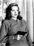 The Falcon's Alibi, Jane Greer, 1946 Photo