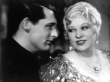 She Done Him Wrong, Cary Grant, Mae West, 1933 Photo