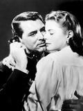 Notorious, Cary Grant, Ingrid Bergman, 1946 Poster