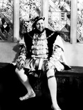 The Private Life of Henry VIII, Charles Laughton, 1933 Photo