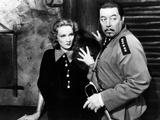 Shanghai Express, Marlene Dietrich, Warner Oland, 1932 Photo