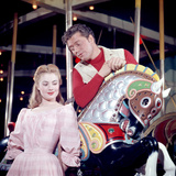 Carousel, Shirley Jones, Gordon MacRae, 1956 Print