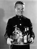 Blonde Crazy, James Cagney, 1931 Print