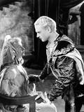Hamlet, Jean Simmons, Laurence Olivier, 1948 Photo