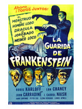 House of Frankenstein, 1944 Prints