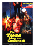 The Gates of Hell, (AKA Ein Zombie Hing Am Glockenseil), 1980 Photo