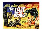 The Lost World, 1960 Plakát