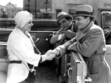 The Public Enemy, Jean Harlow, Edward Woods, James Cagney, 1931 Photo