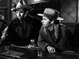 The Ox-Bow Incident, Henry Fonda, Harry Morgan, 1943, Bar Photo