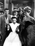 Harvey Girls, Stephen McNally, Judy Garland, Angela Lansbury, 1946, Guns Photo