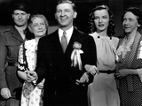 Hail The Conquering Hero, Georgia Caine, Eddie Bracken, Ella Raines, Elizabeth Patterson, 1944 Print