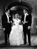 Jezebel, Henry Fonda, Bette Davis, George Brent, 1938 Photo