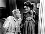 Adam's Rib, Spencer Tracy, Katharine Hepburn, 1949 Photo