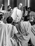 Julius Caesar, Edmond O'Brien, Louis Calhern, 1953 Photo
