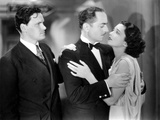 One Way Passage, Warren Hymer, William Powell, Kay Francis, 1932 Print