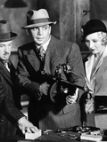 Scarface, Vince Barnett, Paul Muni, Karen Morley, 1932 Psters