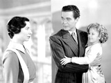 Poor Little Rich Girl, Sara Haden, Michael Whalen, Shirley Temple, 1936 Posters