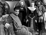 Macbeth, Orson Welles, Jeanette Nolan, 1948 Photo