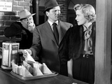 The Narrow Margin, Paul Maxey, Charles McGraw, Jacqueline White, 1952 Photo