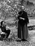 The Song Of Bernadette, William Eythe, Jennifer Jones, 1943 Poster